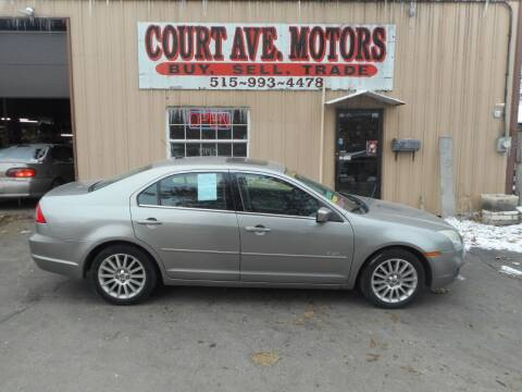 2008 Mercury Milan for sale at Court Avenue Motors in Adel IA