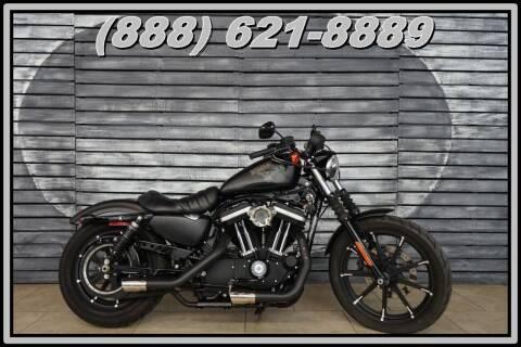2018 Harley-Davidson Sportster for sale at AZautorv.com in Mesa AZ