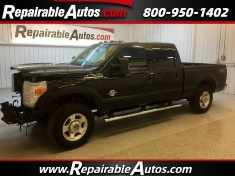 2016 Ford F-250 Super Duty for sale at Ken's Auto in Strasburg ND