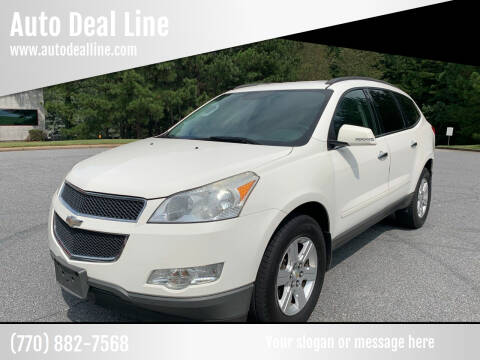2012 Chevrolet Traverse for sale at Auto Deal Line in Alpharetta GA