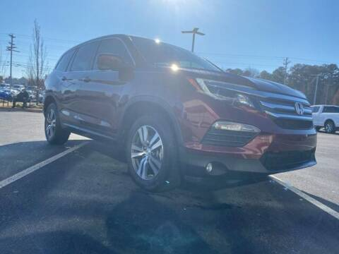 2018 Honda Pilot for sale at Southern Auto Solutions - Lou Sobh Honda in Marietta GA