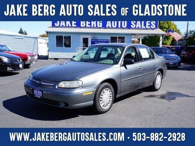 2005 Chevrolet Classic for sale at Jake Berg Auto Sales in Gladstone OR
