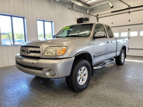 2006 Toyota Tundra for sale at Sand's Auto Sales in Cambridge MN