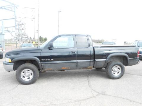 1998 Dodge Ram Pickup 1500 for sale at Salmon Automotive Inc. in Tracy MN