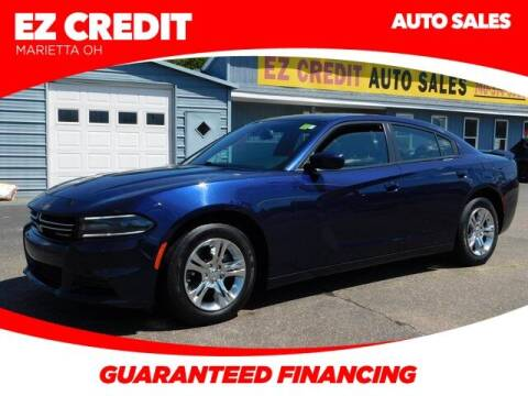 2015 Dodge Charger for sale at Pioneer Family preowned autos in Williamstown WV