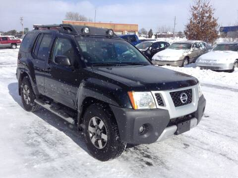 2011 Nissan Xterra for sale at Bruns & Sons Auto in Plover WI