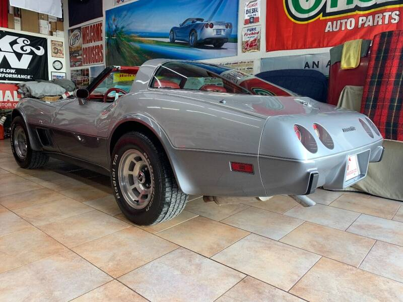 1978 Chevrolet Corvette for sale at A & A Classic Cars in Pinellas Park FL