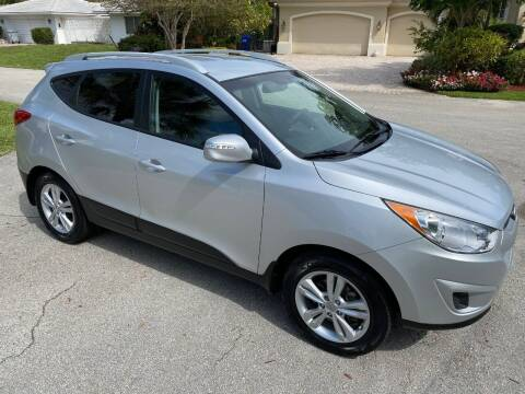2012 Hyundai Tucson for sale at Exceed Auto Brokers in Lighthouse Point FL