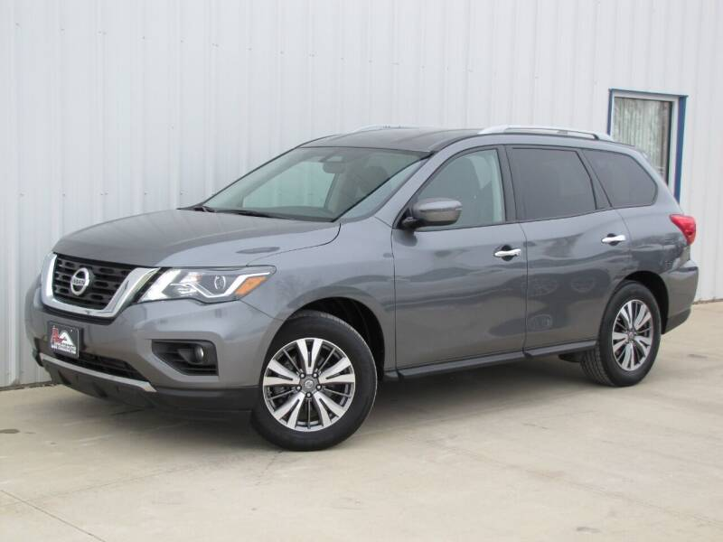 2019 Nissan Pathfinder for sale at Lyman Auto in Griswold IA