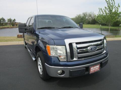 2010 Ford F-150 for sale at Oklahoma Trucks Direct in Norman OK