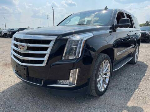 2017 Cadillac Escalade for sale at SHAFER AUTO GROUP in Columbus OH