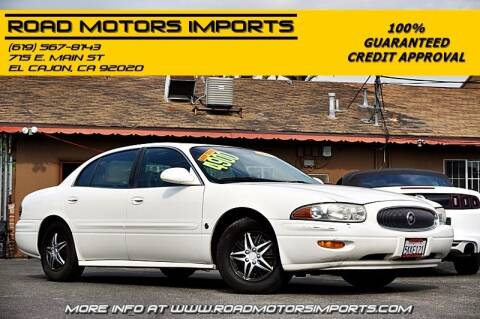 2005 Buick LeSabre for sale at Road Motors Imports in El Cajon CA