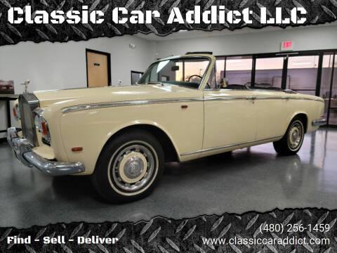 1969 Rolls-Royce Silver Shadow for sale at Classic Car Addict in Mesa AZ