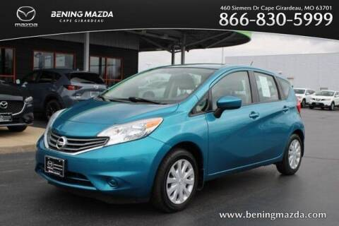 2016 Nissan Versa Note for sale at Bening Mazda in Cape Girardeau MO