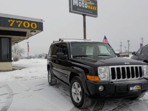 2008 Jeep Commander for sale at MotoMaxx in Spring Lake Park MN