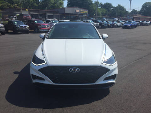2020 Hyundai Sonata for sale at Beckham's Used Cars in Milledgeville GA