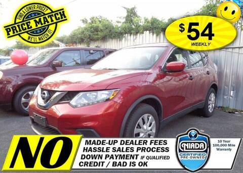 2016 Nissan Rogue for sale at AUTOFYND in Elmont NY