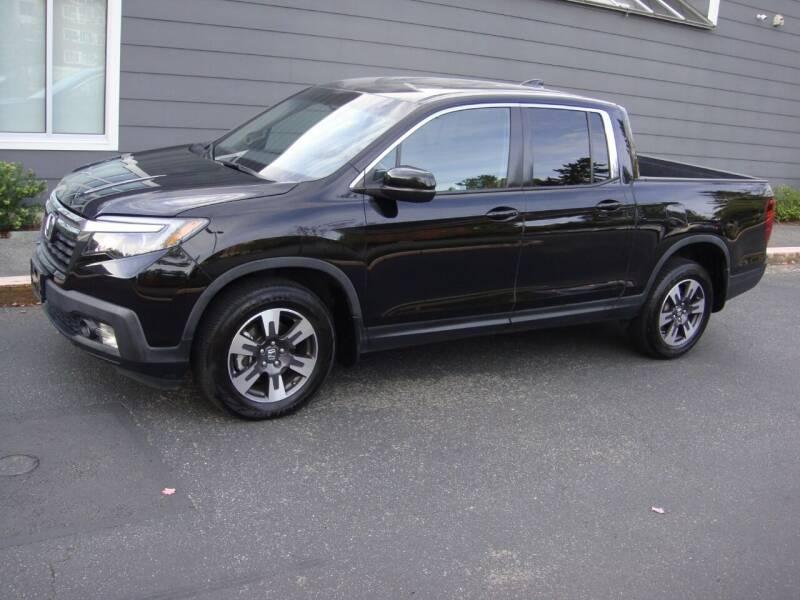2017 Honda Ridgeline for sale at Western Auto Brokers in Lynnwood WA