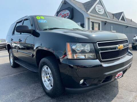 2008 Chevrolet Tahoe for sale at Cape Cod Carz in Hyannis MA