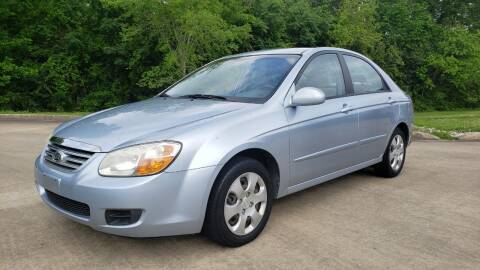 2007 Kia Spectra for sale at Houston Auto Preowned in Houston TX