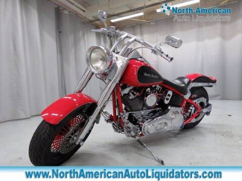2002 HARLEY DAVIDSON FAT BOY for sale at North American Auto Liquidators in Essington PA
