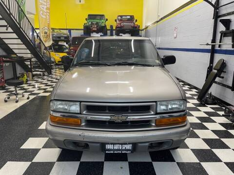 2004 Chevrolet S-10 for sale at Euro Auto Sport in Chantilly VA