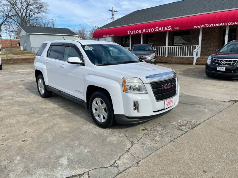 2010 GMC Terrain for sale at Taylor Auto Sales Inc in Lyman SC