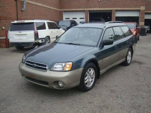 2000 Subaru Outback for sale at MOTORAMA INC in Detroit MI