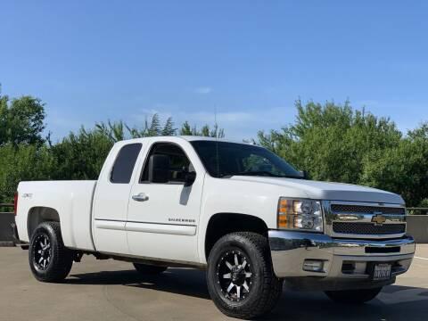 2013 Chevrolet Silverado 1500 for sale at AutoAffari LLC in Sacramento CA
