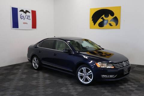 2015 Volkswagen Passat for sale at Carousel Auto Group in Iowa City IA