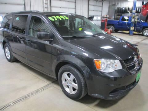 2012 Dodge Grand Caravan for sale at Granite Auto Sales in Redgranite WI