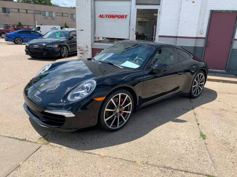 2012 Porsche 911 for sale at AUTOSPORT in La Crosse WI