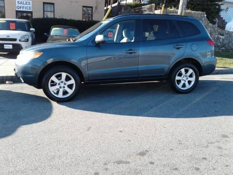 2007 Hyundai Santa Fe for sale at Nelsons Auto Specialists in New Bedford MA
