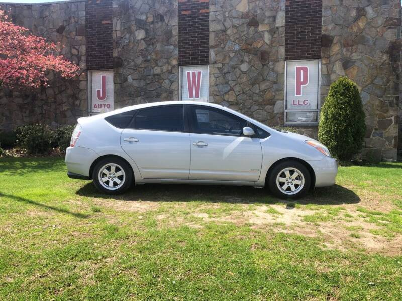 2006 Toyota Prius for sale at JWP Auto Sales,LLC in Maple Shade NJ
