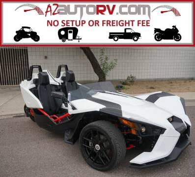 2016 Polaris Slingshot for sale at AZMotomania.com in Mesa AZ