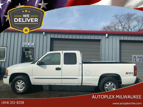 2003 GMC Sierra 1500 for sale at Autoplex 2 in Milwaukee WI