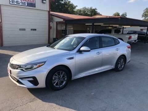 2020 Kia Optima for sale at Bryans Car Corner in Chickasha OK