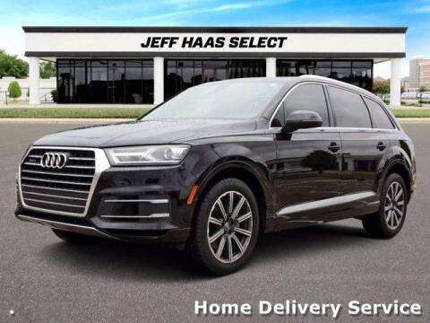 2017 Audi Q7 for sale at JEFF HAAS MAZDA in Houston TX