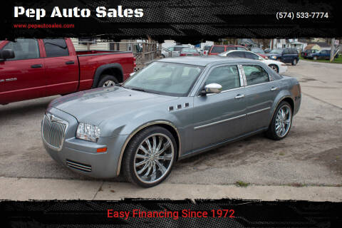 2007 Chrysler 300 for sale at Pep Auto Sales in Goshen IN