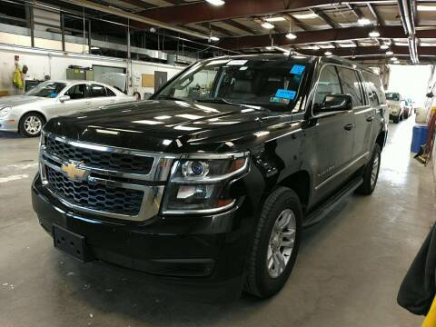 2017 Chevrolet Suburban for sale at SHAFER AUTO GROUP in Columbus OH