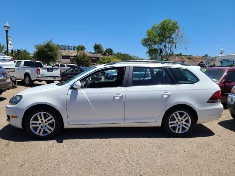 2013 Volkswagen Jetta for sale at Coast Auto Sales in Buellton CA