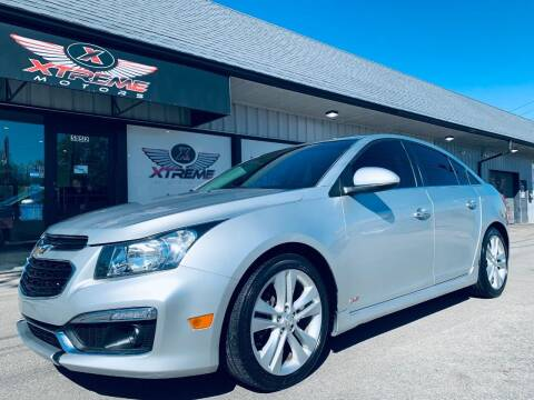 2016 Chevrolet Cruze Limited for sale at Xtreme Motors Inc. in Indianapolis IN