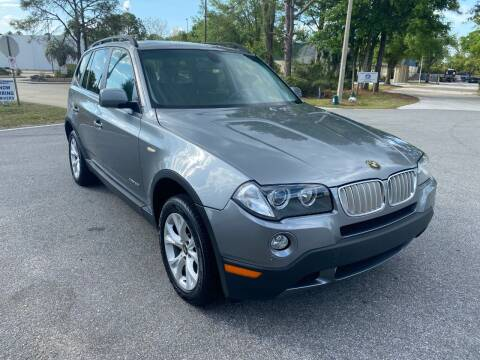 2009 BMW X3 for sale at Global Auto Exchange in Longwood FL