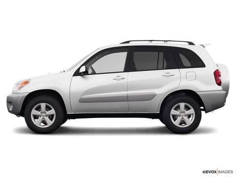 2004 Toyota RAV4 for sale at CHAPARRAL USED CARS OF ERWIN in Erwin TN