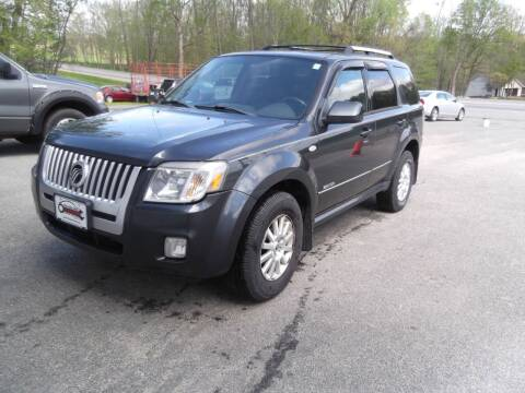 2008 Mercury Mariner for sale at Clucker's Auto in Westby WI