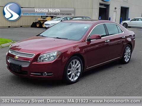 2010 Chevrolet Malibu for sale at 1 North Preowned in Danvers MA