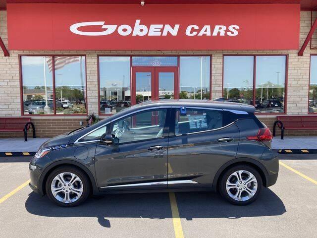 2017 Chevrolet Bolt EV for sale in Middleton, WI