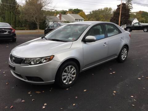 2012 Kia Forte for sale at Delafield Motors in Glenville NY