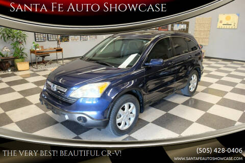 2009 Honda CR-V for sale at Santa Fe Auto Showcase in Santa Fe NM