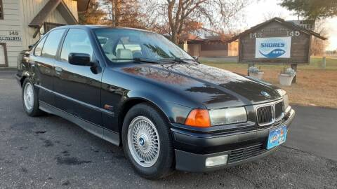 1994 BMW 3 Series for sale at Shores Auto in Lakeland Shores MN